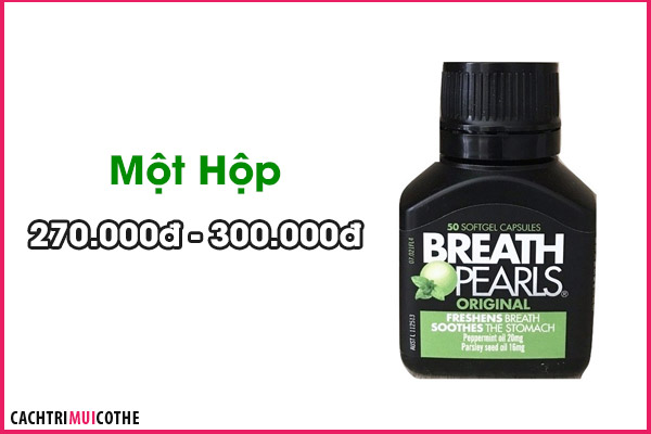 breath pearls co tot khong