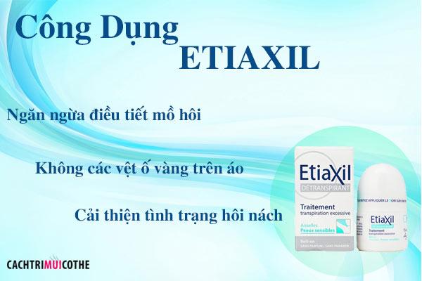công dụng etiaxil