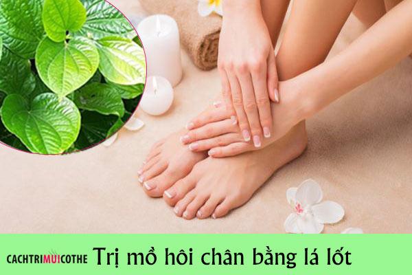 ra mồ hôi tay chân là bị bệnh gì